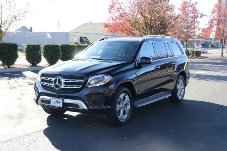 Used 2017 Mercedes-Benz GLS 450 4MATIC W/NAV GLS450 4MATIC for sale $40,950 at Auto Collection in Murfreesboro TN 37130 2