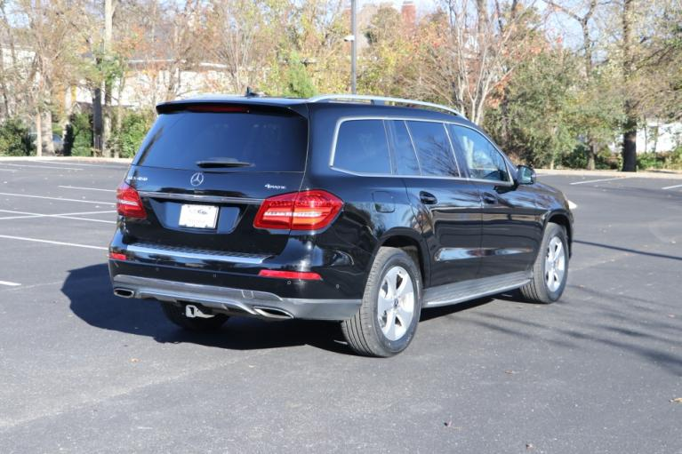 Used 2017 Mercedes-Benz GLS 450 4MATIC W/NAV for sale Sold at Auto Collection in Murfreesboro TN 37130 3
