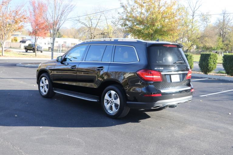 Used 2017 Mercedes-Benz GLS 450 4MATIC W/NAV GLS450 4MATIC for sale $40,950 at Auto Collection in Murfreesboro TN 37130 4