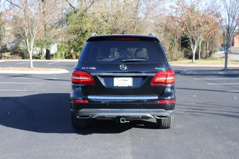 Used 2017 Mercedes-Benz GLS 450 4MATIC W/NAV GLS450 4MATIC for sale $40,950 at Auto Collection in Murfreesboro TN 37130 6