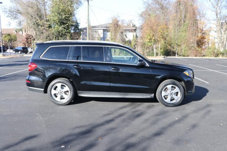 Used 2017 Mercedes-Benz GLS 450 4MATIC W/NAV GLS450 4MATIC for sale $40,950 at Auto Collection in Murfreesboro TN 37130 8