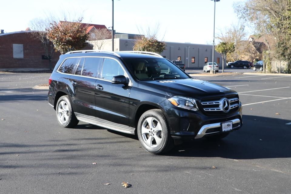 Used 2017 Mercedes-Benz GLS 450 4MATIC W/NAV for sale $40,950 at Auto Collection in Murfreesboro TN 37130 1