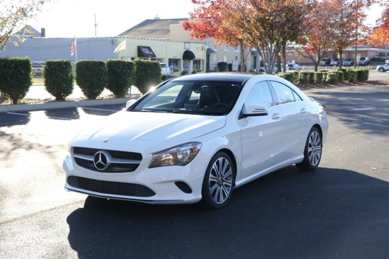 Used 2018 Mercedes-Benz CLA 250 COUPE W/NAV CLA250 for sale Sold at Auto Collection in Murfreesboro TN 37130 2