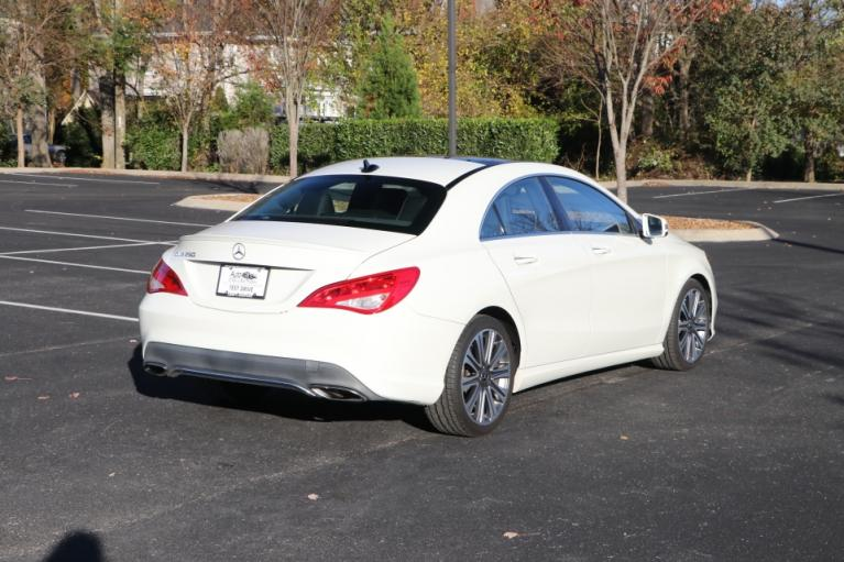 Used 2018 Mercedes-Benz CLA 250 COUPE W/NAV CLA250 for sale Sold at Auto Collection in Murfreesboro TN 37130 3