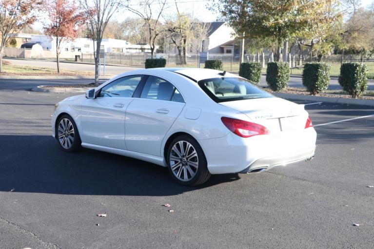 Used 2018 Mercedes-Benz CLA 250 COUPE W/NAV CLA250 for sale Sold at Auto Collection in Murfreesboro TN 37130 4