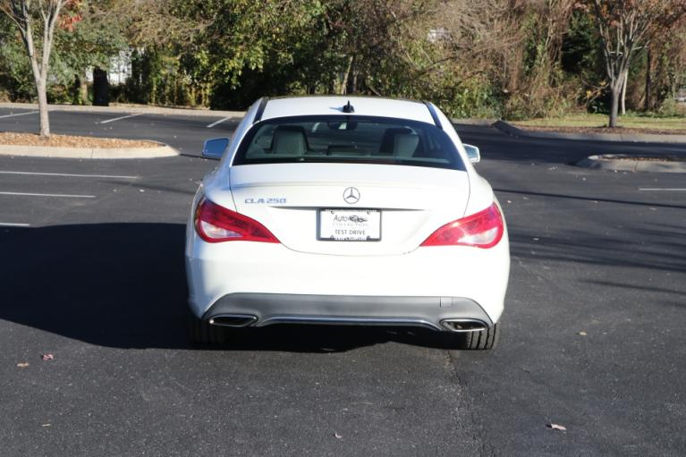 Used 2018 Mercedes-Benz CLA 250 COUPE W/NAV CLA250 for sale Sold at Auto Collection in Murfreesboro TN 37130 6
