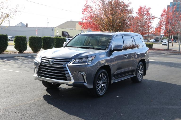 Used 2018 Lexus LX 570 AWD TWO-ROW W/NAV TV DVD TWO-ROW for sale Sold at Auto Collection in Murfreesboro TN 37130 2