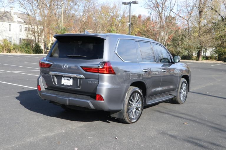Used 2018 Lexus LX 570 AWD TWO-ROW W/NAV TV DVD TWO-ROW for sale Sold at Auto Collection in Murfreesboro TN 37130 3