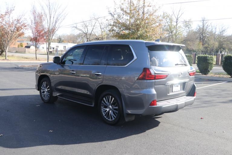 Used 2018 Lexus LX 570 AWD TWO-ROW W/NAV TV DVD TWO-ROW for sale Sold at Auto Collection in Murfreesboro TN 37130 4