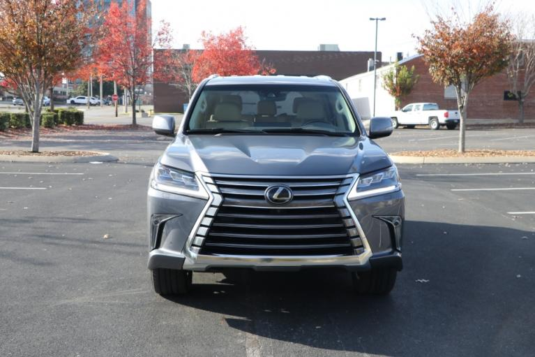Used 2018 Lexus LX 570 AWD TWO-ROW W/NAV TV DVD TWO-ROW for sale Sold at Auto Collection in Murfreesboro TN 37130 5