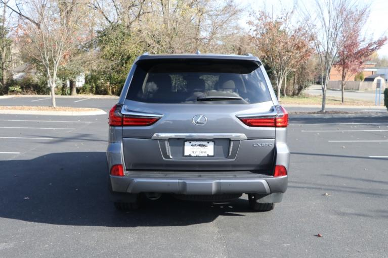Used 2018 Lexus LX 570 AWD TWO-ROW W/NAV TV DVD TWO-ROW for sale Sold at Auto Collection in Murfreesboro TN 37130 6