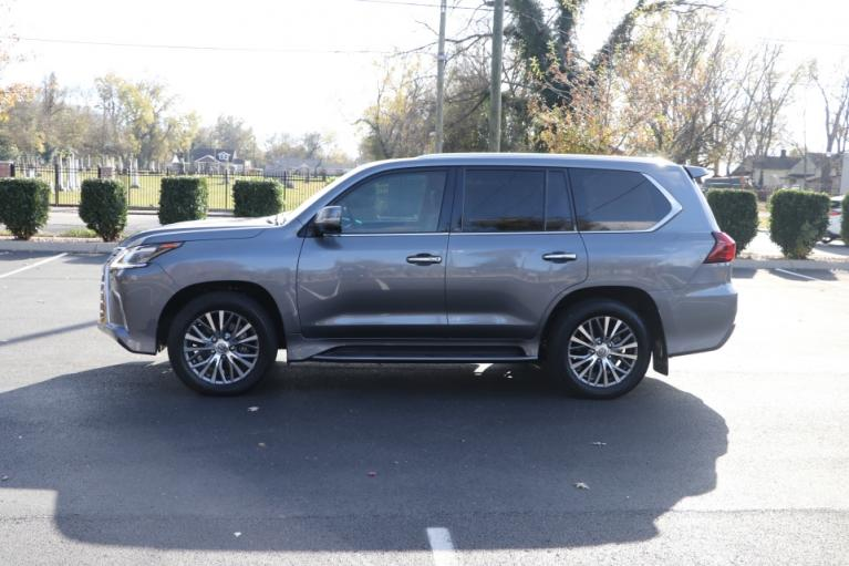 Used 2018 Lexus LX 570 AWD TWO-ROW W/NAV TV DVD TWO-ROW for sale Sold at Auto Collection in Murfreesboro TN 37130 7