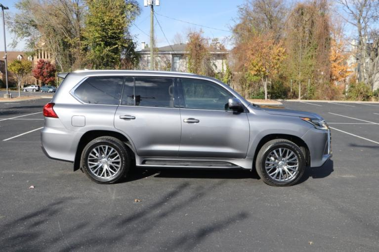 Used 2018 Lexus LX 570 AWD TWO-ROW W/NAV TV DVD TWO-ROW for sale Sold at Auto Collection in Murfreesboro TN 37130 8