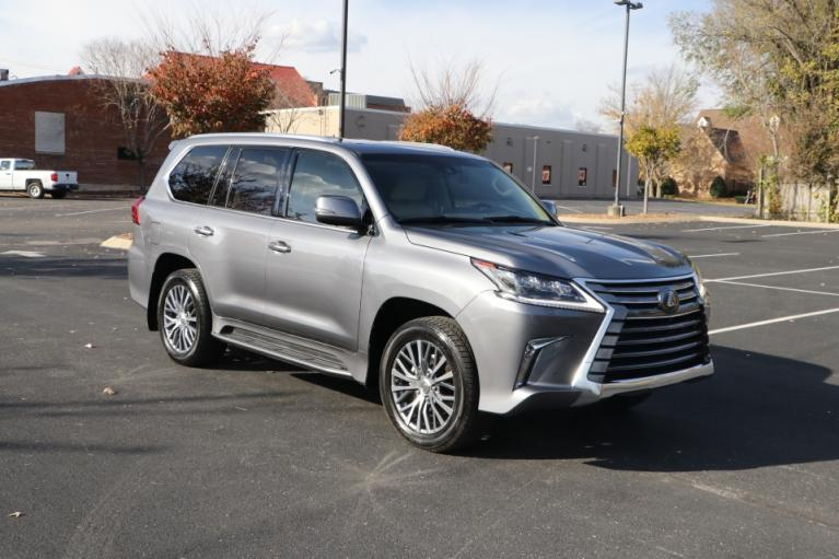 Used 2018 Lexus LX 570 AWD TWO-ROW W/NAV TV DVD TWO-ROW for sale Sold at Auto Collection in Murfreesboro TN 37130 1