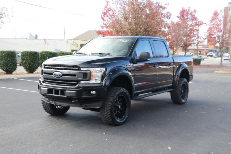 Used 2018 Ford F-150 SHERROD 4X4 SUPERCREW W/NAV LARIAT SUPERCREW 5.5-FT. BED 4WD for sale $44,950 at Auto Collection in Murfreesboro TN 37130 2