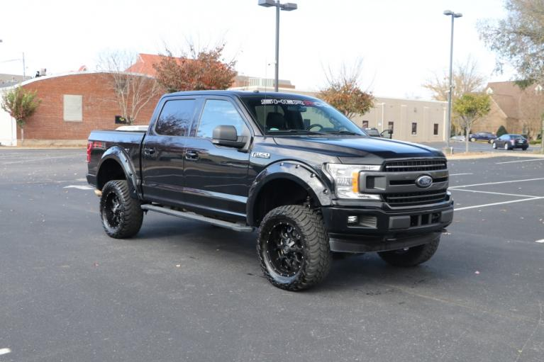 Used 2018 Ford F-150 SHERROD 4X4 SUPERCREW W/NAV LARIAT SUPERCREW 5.5-FT. BED 4WD for sale Sold at Auto Collection in Murfreesboro TN 37130 1