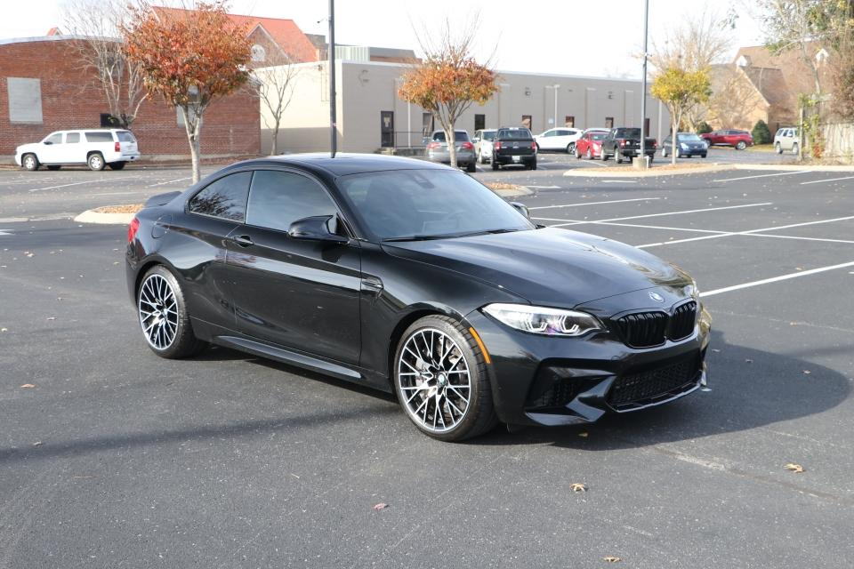 Used 2019 BMW M2 COMPETITION W/NAV W/EXECUTIVE PKG  COMPETITION for sale Sold at Auto Collection in Murfreesboro TN 37130 1