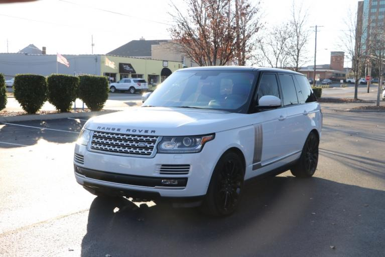 Used 2016 Land_Rover RANGE ROVER 5.0 SUPERCHARGED AUTOBIOGRAPHY W/NAV for sale Sold at Auto Collection in Murfreesboro TN 37130 2
