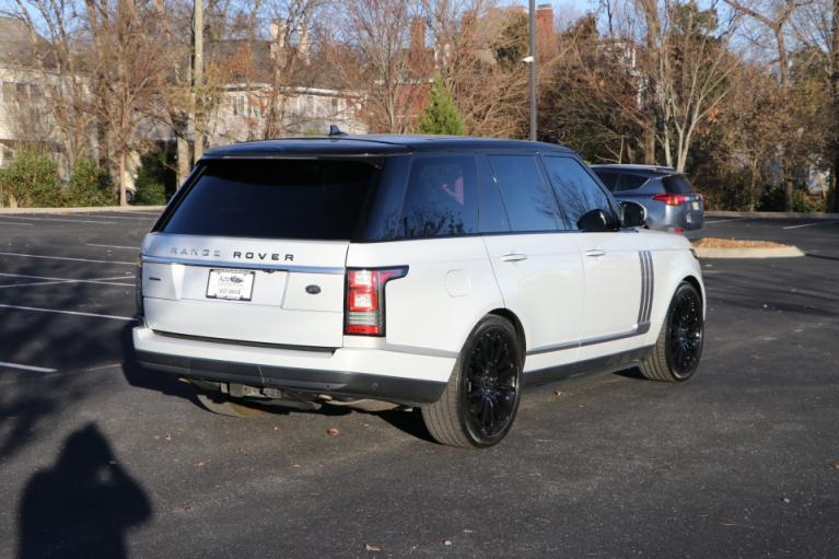 Used 2016 Land_Rover RANGE ROVER 5.0 SUPERCHARGED AUTOBIOGRAPHY W/NAV for sale Sold at Auto Collection in Murfreesboro TN 37130 3