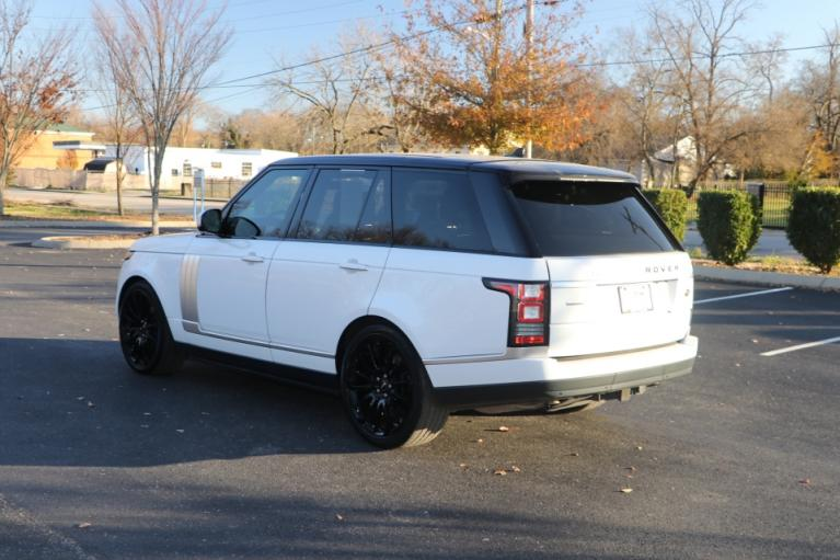 Used 2016 Land_Rover RANGE ROVER 5.0 SUPERCHARGED AUTOBIOGRAPHY W/NAV for sale Sold at Auto Collection in Murfreesboro TN 37130 4