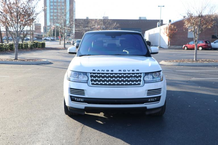 Used 2016 Land_Rover RANGE ROVER 5.0 SUPERCHARGED AUTOBIOGRAPHY W/NAV AUTOBIOGRAPHY for sale $70,950 at Auto Collection in Murfreesboro TN 37130 5