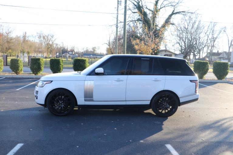 Used 2016 Land_Rover RANGE ROVER 5.0 SUPERCHARGED AUTOBIOGRAPHY W/NAV for sale Sold at Auto Collection in Murfreesboro TN 37130 7