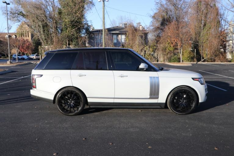 Used 2016 Land_Rover RANGE ROVER 5.0 SUPERCHARGED AUTOBIOGRAPHY W/NAV for sale Sold at Auto Collection in Murfreesboro TN 37130 8
