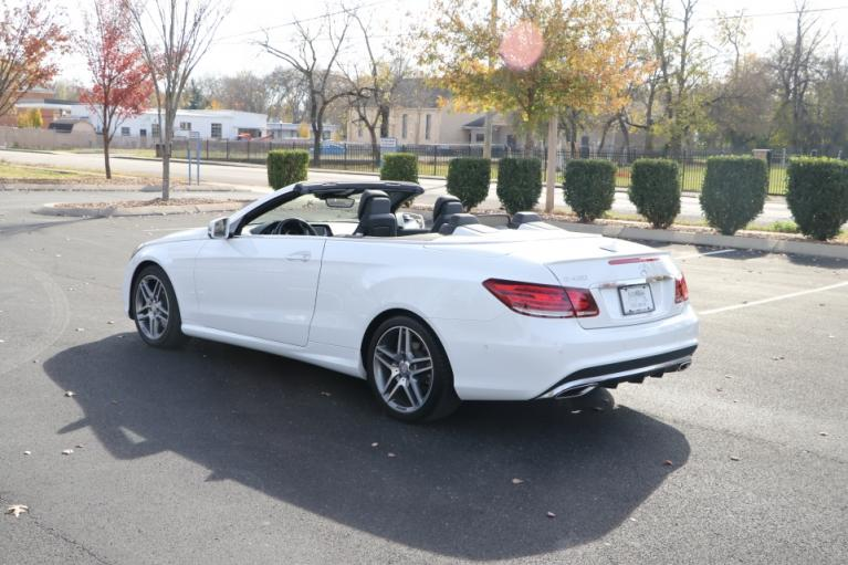 Used 2017 Mercedes-Benz E400 CABRIOLET SPORT RWD W/NAV E400 CABRIOLET for sale Sold at Auto Collection in Murfreesboro TN 37130 4