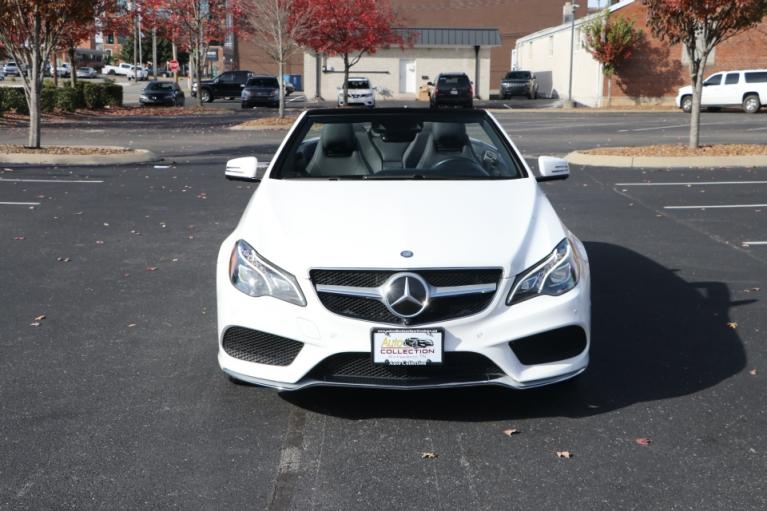 Used 2017 Mercedes-Benz E400 CABRIOLET SPORT RWD W/NAV E400 CABRIOLET for sale Sold at Auto Collection in Murfreesboro TN 37130 5