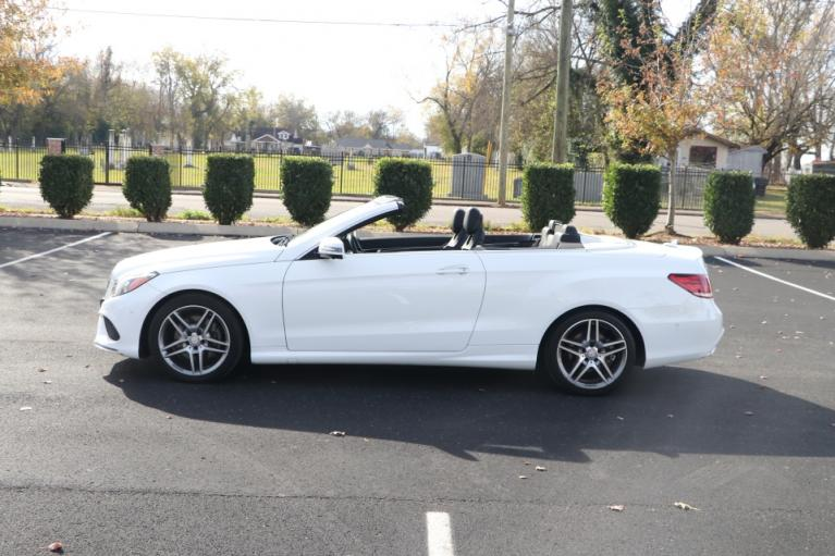 Used 2017 Mercedes-Benz E400 CABRIOLET SPORT RWD W/NAV E400 CABRIOLET for sale $42,500 at Auto Collection in Murfreesboro TN 37130 7