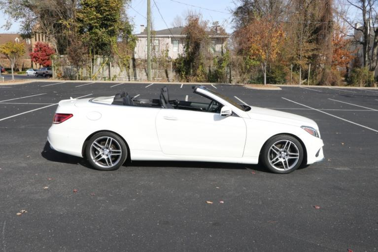 Used 2017 Mercedes-Benz E400 CABRIOLET SPORT RWD W/NAV E400 CABRIOLET for sale Sold at Auto Collection in Murfreesboro TN 37130 8