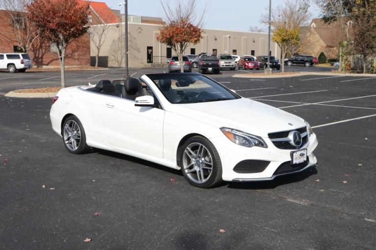 Used 2017 Mercedes-Benz E400 CABRIOLET SPORT RWD W/NAV E400 CABRIOLET for sale Sold at Auto Collection in Murfreesboro TN 37130 1