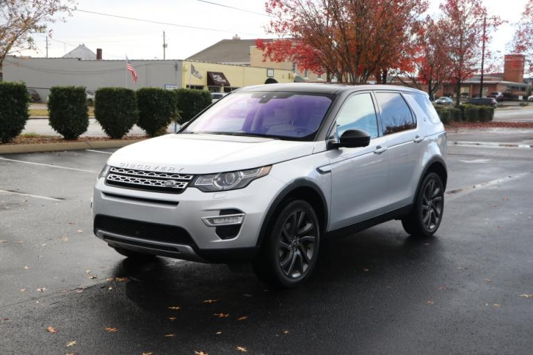 Used 2018 Land_Rover DISCOVERY SPORT HSE LUXURY AWD W/NAV for sale Sold at Auto Collection in Murfreesboro TN 37130 2