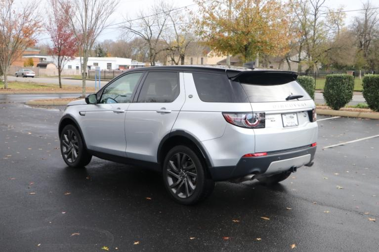 Used 2018 Land_Rover DISCOVERY SPORT HSE LUXURY AWD W/NAV for sale Sold at Auto Collection in Murfreesboro TN 37130 4