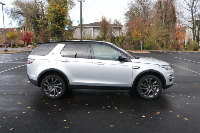 Used 2018 Land_Rover DISCOVERY SPORT HSE LUXURY AWD W/NAV for sale Sold at Auto Collection in Murfreesboro TN 37130 8