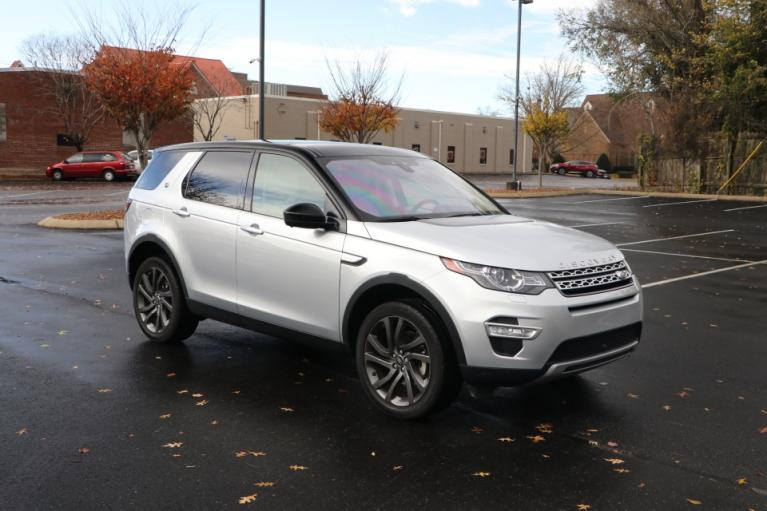 Used Used 2018 Land_Rover DISCOVERY SPORT HSE LUXURY AWD W/NAV HSE LUX 237HP for sale $34,950 at Auto Collection in Murfreesboro TN