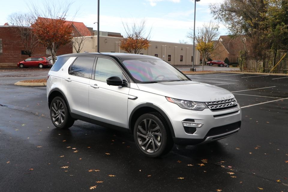 Used 2018 Land_Rover DISCOVERY SPORT HSE LUXURY AWD W/NAV for sale Sold at Auto Collection in Murfreesboro TN 37130 1