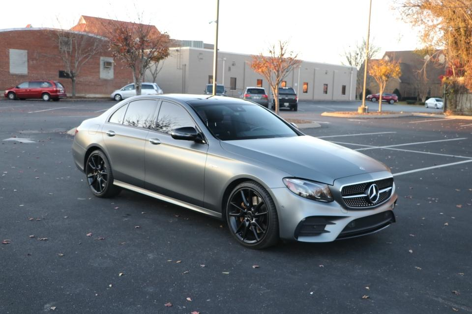 Used 2017 Mercedes-Benz E 43 4MATIC AMG PREMIUM W/NAV for sale $47,950 at Auto Collection in Murfreesboro TN 37130 1