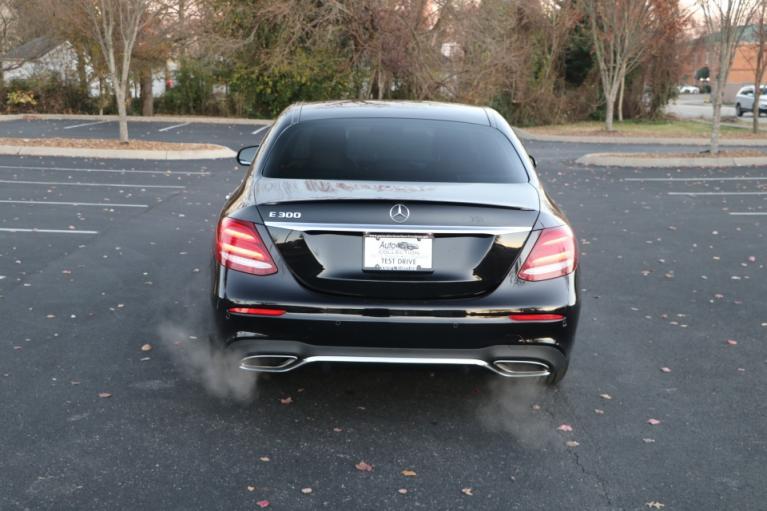 Used 2018 Mercedes-Benz E300 RWD W/NAV E300 LUXURY SEDAN for sale Sold at Auto Collection in Murfreesboro TN 37130 6