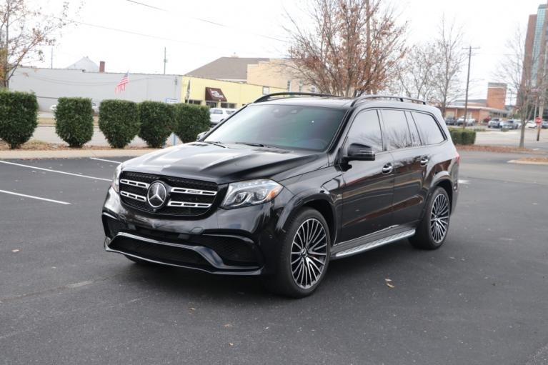 Used 2018 Mercedes-Benz GLS 63 AMG 4MATIC W/NAV GLS63 AMG for sale Sold at Auto Collection in Murfreesboro TN 37130 2