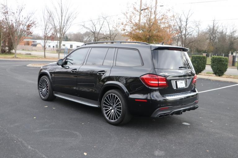 Used 2018 Mercedes-Benz GLS 63 AMG 4MATIC W/NAV GLS63 AMG for sale Sold at Auto Collection in Murfreesboro TN 37130 4