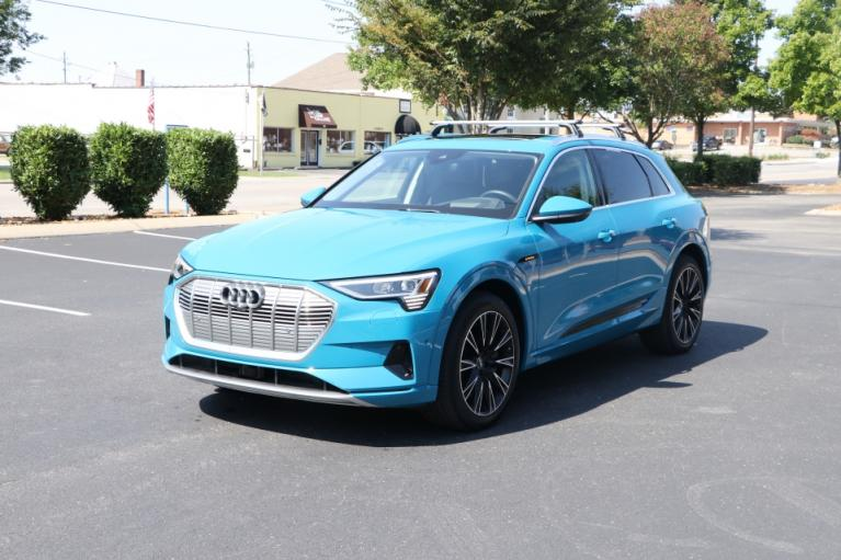 Used 2019 Audi E-TRON PRESTIGE QUATTRO AWD W/NAV PRESTIGE QUATTRO for sale Sold at Auto Collection in Murfreesboro TN 37130 2