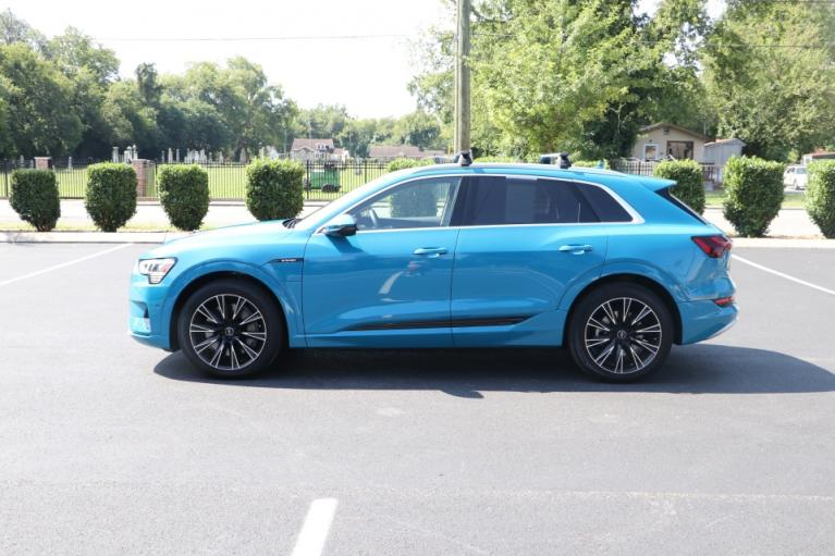 Used 2019 Audi E-TRON PRESTIGE QUATTRO AWD W/NAV PRESTIGE QUATTRO for sale Sold at Auto Collection in Murfreesboro TN 37130 7