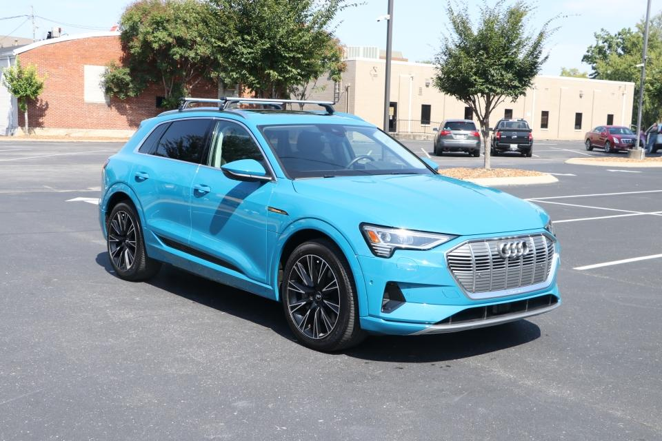 Used 2019 Audi E-TRON PRESTIGE QUATTRO AWD W/NAV PRESTIGE QUATTRO for sale Sold at Auto Collection in Murfreesboro TN 37130 1