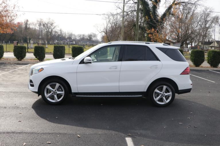 Used 2017 Mercedes-Benz GLE 350 W/PREMIUM PKG W/NAV GLE350 for sale Sold at Auto Collection in Murfreesboro TN 37130 7