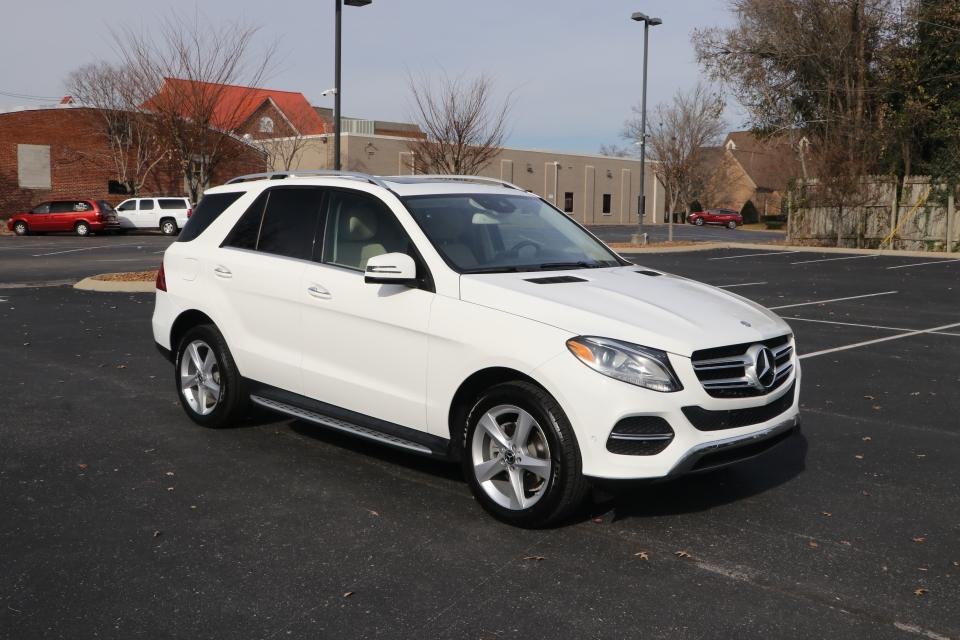 Used 2017 Mercedes-Benz GLE 350 W/PREMIUM PKG W/NAV GLE350 for sale Sold at Auto Collection in Murfreesboro TN 37130 1