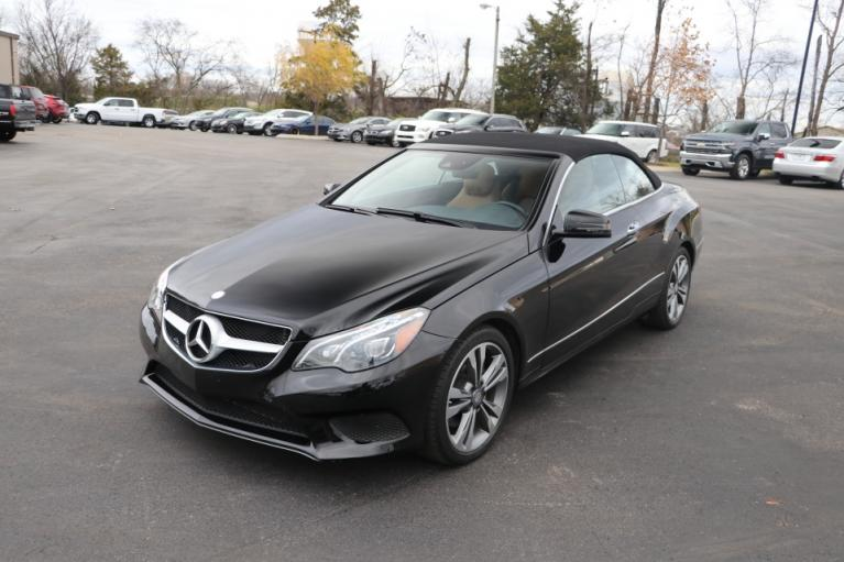 Used 2017 Mercedes-Benz E400 RWD CABRIOLET W/PREMIUM 2 PKG W/NAV E400 CABRIOLET for sale $38,950 at Auto Collection in Murfreesboro TN 37130 2