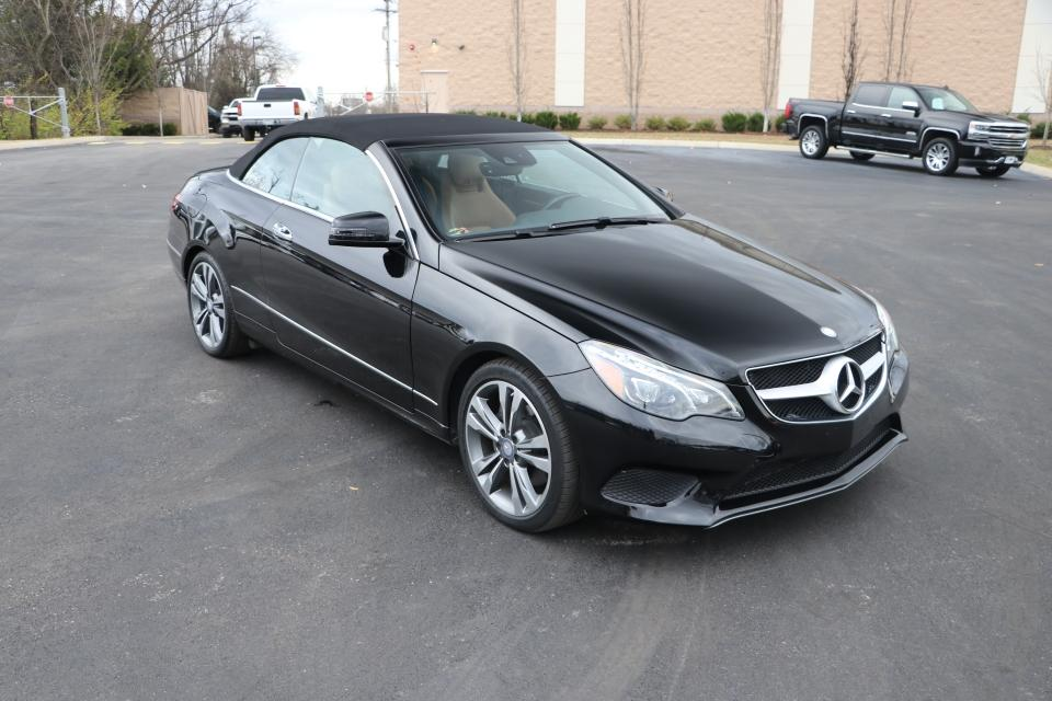 Used 2017 Mercedes-Benz E400 RWD CABRIOLET W/PREMIUM 2 PKG W/NAV E400 CABRIOLET for sale $38,950 at Auto Collection in Murfreesboro TN 37130 1