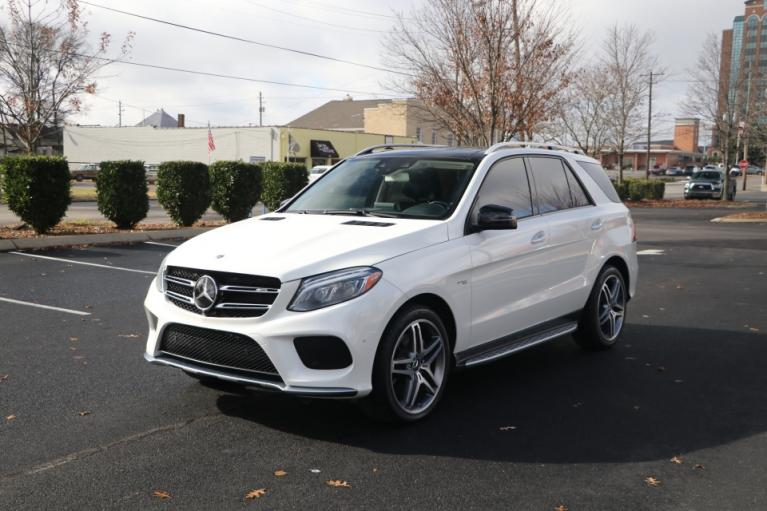 Used 2018 Mercedes-Benz GLE 43 AMG 4MATIC PREMIUM W/NAV GLE 43 AMG 4MATIC for sale $51,950 at Auto Collection in Murfreesboro TN 37130 2