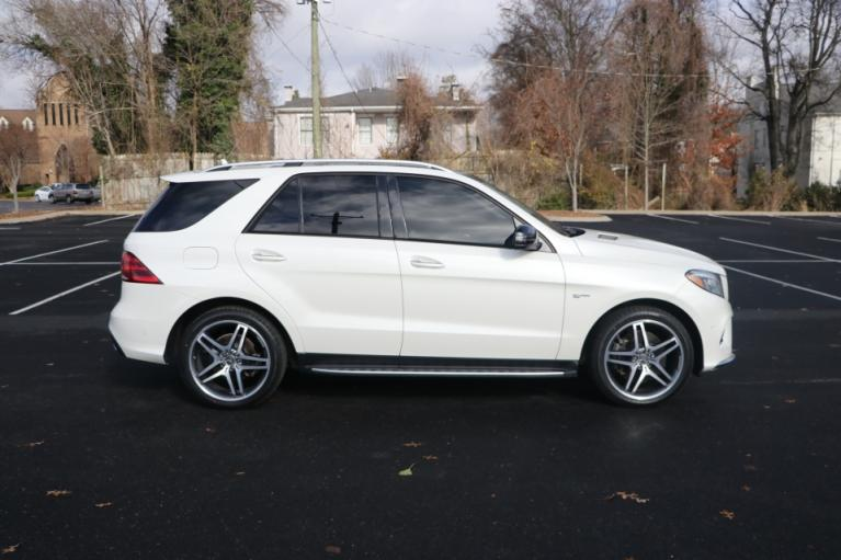 Used 2018 Mercedes-Benz GLE 43 AMG 4MATIC PREMIUM W/NAV GLE 43 AMG 4MATIC for sale $51,950 at Auto Collection in Murfreesboro TN 37130 8